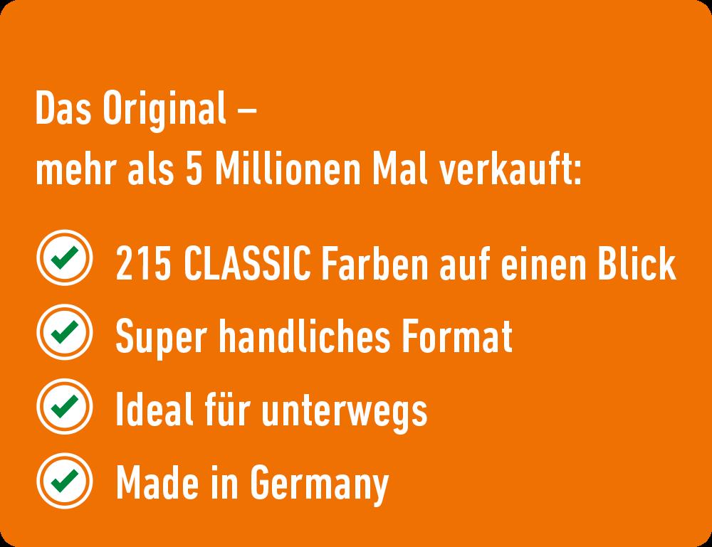 RAL K7 Classic Farbfächer Infobox