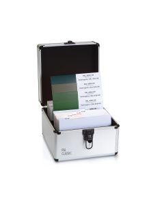 RAL 840-HR Farbregister, geöffneter Koffer