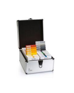 RAL P1, geöffneter Koffer in Frontansicht