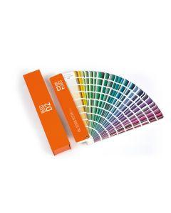 RAL D2 Farbfächer, aufgefächert mit Schutzbox